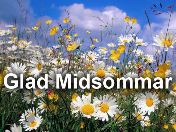 Glad Midsommar önskar TaTK…!