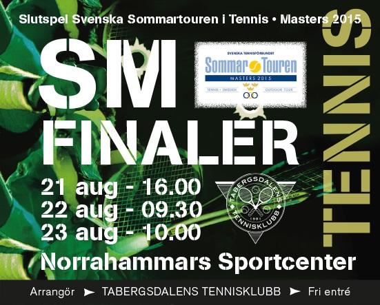 Dags för SM-slutspelet på Tennisstadion