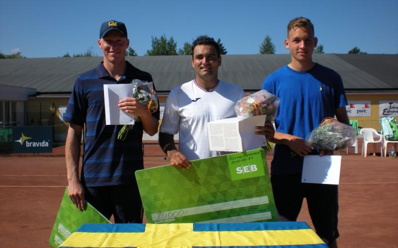 Svenska Mästare korade på Tennisstadion