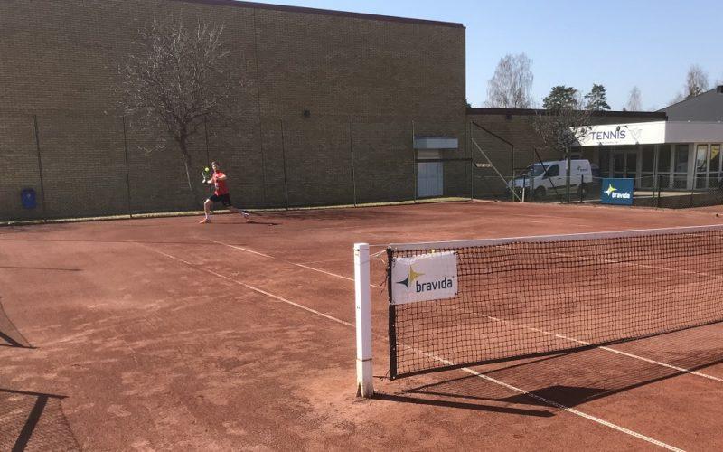 Smygpremiär på Tennisstadion idag – lördag kl 13 är det öppet för bokning…!