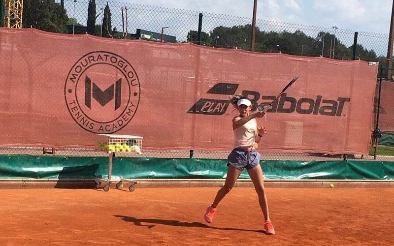 Nyttig grusvecka på Mouratoglou Tennis Academy…!
