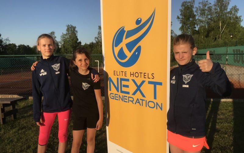 Elite Hotels Next Generation spelas på Tennisstadion…!