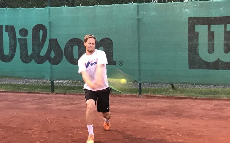 Stenberg bra i Sweden Futures 2…!