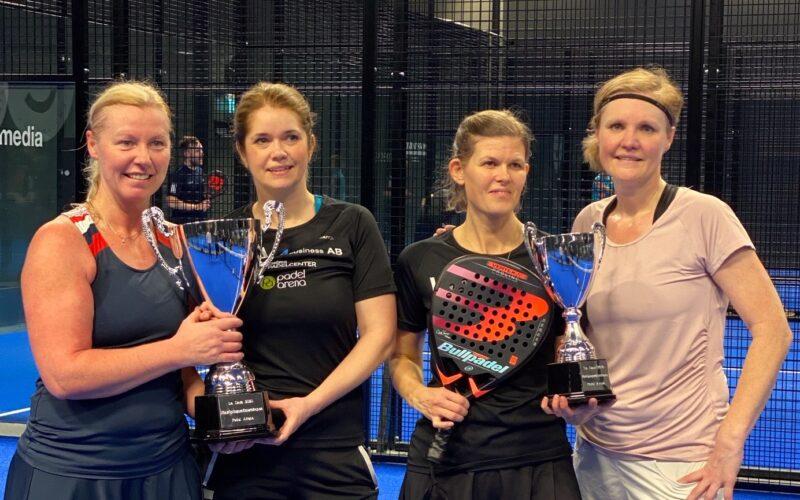 TaTKare vann Jönköpings Padelmästerskap…!