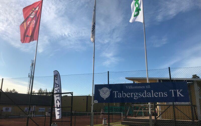 Tabergsdalen Open – en härlig långhelg på Tennisstadion – 201 matcher har spelats…!