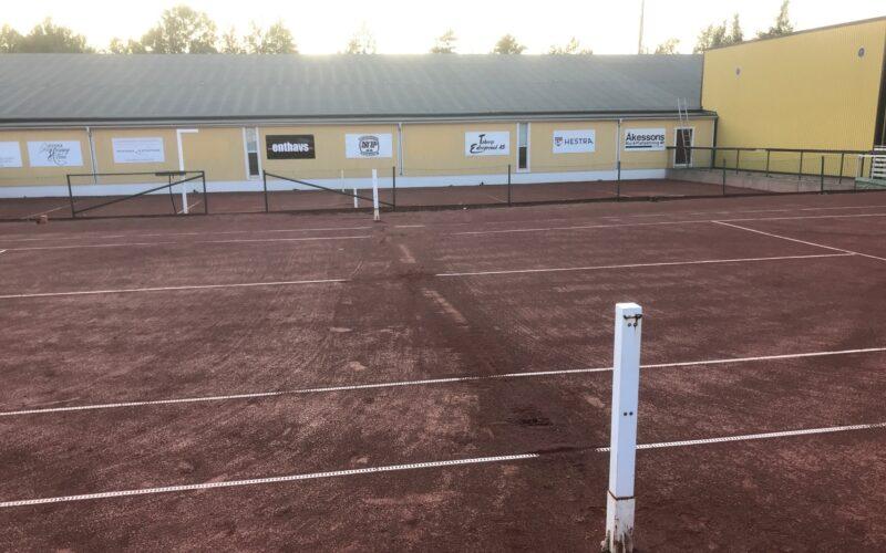 Vinterfix på Tennisstadion…!