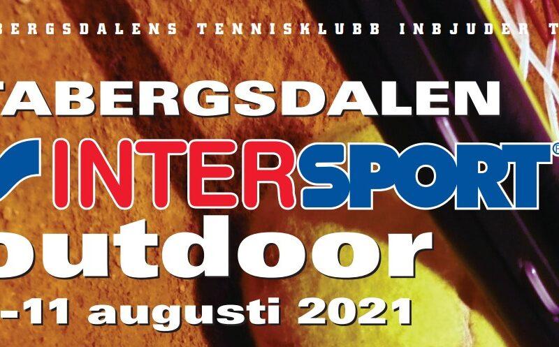 Dags att anmäla till Tabergsdalen Intersport Outdoor…!